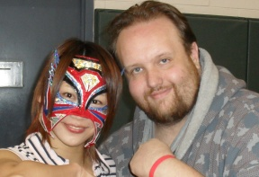 Stew with Ayumi Kurihara in New Jersey, April 17, 2010