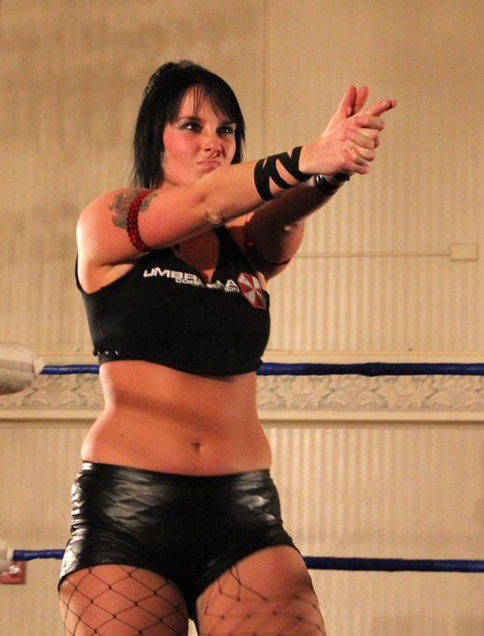 jessicka havok has issues with mickie knuckles